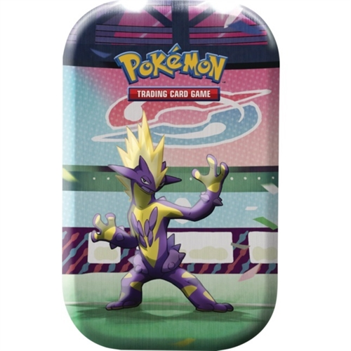 Pokemon kort - Galar Power Mini Tin - Toxtricity